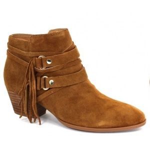 ⭐️NEW LIST⭐️Franco Sarto Gonzalez booties tan